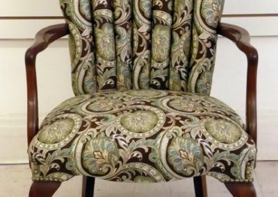 fluted_patterned_chair